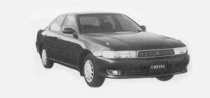Toyota Cresta 2.0 1993 г.