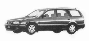Nissan Avenir WAGON TYPE 20si: ATTESA 1993 г.