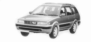 Toyota Sprinter Carib RV SPECIAL 1993 г.