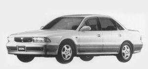 Mitsubishi Sigma 30R-SE 4WD 1993 г.