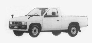Nissan Datsun 2WD STANDARD BODY DX GASOLINE 1600 1993 г.