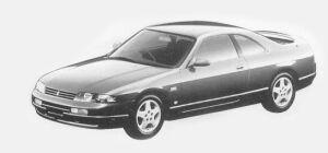 Nissan Skyline 2 DOORS COUPE GTS25t TYPE M 1993 г.