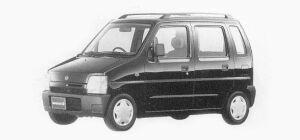 Suzuki Wagon R RX 1993 г.
