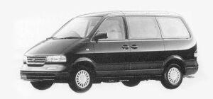 Nissan Largo SX-G 2WD GASOLINE 1993 г.