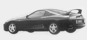 Toyota Supra SZ 1993 г.