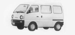 Suzuki Carry VAN PA HIGH ROOF 1993 г.