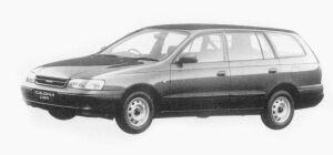 Toyota Caldina VAN 1.5 2WD UL 1993 г.