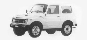 Suzuki Jimny VAN HA 1993 г.