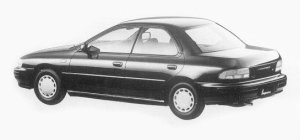 Subaru Impreza HARD TOP SEDAN 1.5L CS 1993 г.