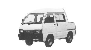Daihatsu Hijet  1992 г.