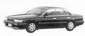 Nissan Laurel 2500 24V S 1992 г.