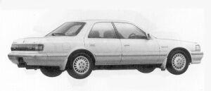 Toyota Cresta 2.5 G 1992 г.