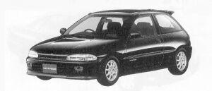 Mitsubishi Mirage 3DOOR CYBORG R 1992 г.