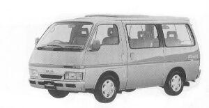 Isuzu Fargo WAGON LS 1992 г.