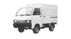 Daihatsu Hijet PANEL VAN 1992 г.