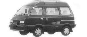 Subaru Domingo 1.0L CV (SUN ROOF SUN SUN WINDOW) 1992 г.