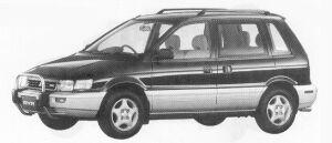 Mitsubishi RVR X 4WD 1992 г.