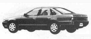 Nissan Cefiro TOURING 1990 г.