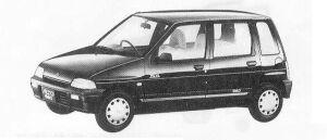 Suzuki Alto 5DOOR S 1990 г.