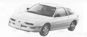 Isuzu Pa NERO-S 1990 г.