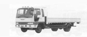 Hino Ranger CRUISING GD 5.5T 1990 г.