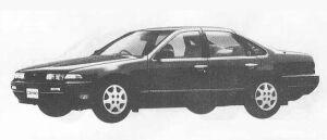 Nissan Cefiro CRUISING 1990 г.
