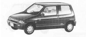 Suzuki Alto 3DOOR S 1990 г.