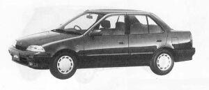 Suzuki Cultus ESTEEM 1600XG 1990 г.