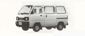 Suzuki Every GB 1990 г.