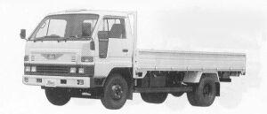 Hino Ranger 3T 1990 г.