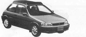Toyota Corolla II 3DOOR 1500SR 1990 г.