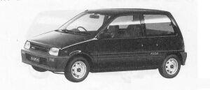 Daihatsu Mira 3DOOR B 1990 г.