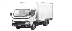 TOYOTA TOYOACE 2004 г.