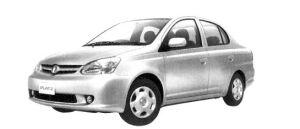 "Toyota Platz 1.0F ""L Package"" 2004 г."