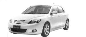 Mazda Axela Sport 20S 2004 г.