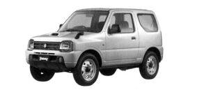 Suzuki Jimny XG XG 2004 г.