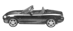 Mazda Roadster 1800 RS-ll 2004 г.
