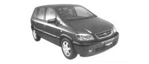 Subaru Traviq C-package 2004 г.