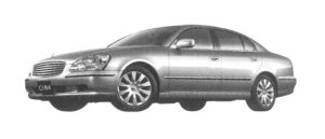 Nissan Cima 450XV 2004 г.