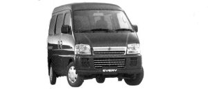 Suzuki Every JOIN Turbo DX-ll (High Roof) 2004 г.