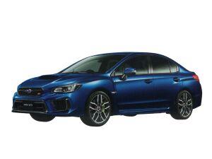 Subaru WRX STI Type S 2020 г.