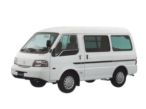 Mazda Bongo Van GL Low Floor, High Roof, 5 Doors 2020 г.