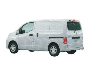 Nissan NV200 Vanette Route Van 2-passenger 2020 г.