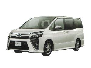 Toyota Voxy Hybrid ZS 2020 г.