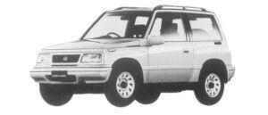 Suzuki Escudo 3DOOR 1600XS 1997 г.