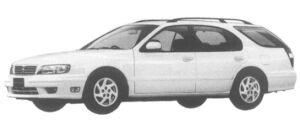 Nissan Cefiro Wagon 25 CRUISING G 1997 г.