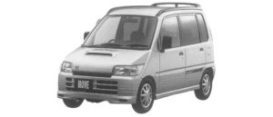 Daihatsu Move SR-XX 4WD 1997 г.