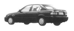 Honda Integra SJ LXi 1997 г.