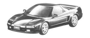 Honda NSX  1997 г.