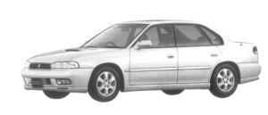 Subaru Legacy TOURING SEDAN GT 1997 г.